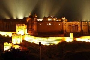 Jaipur Night Tour with Amer