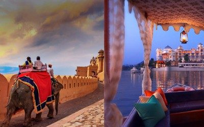 Jaipur Udaipur Honeymoon Package
