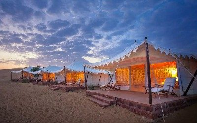 Jaisalmer Luxury Package