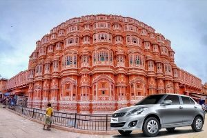 Taxi for Jaipur Sightseeing