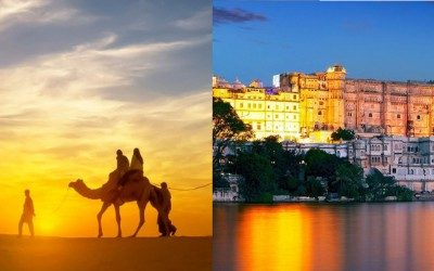 Udaipur Jaisalmer Honeymoon Package