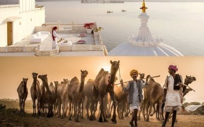 Udaipur Jaisalmer New Year Tour Package.